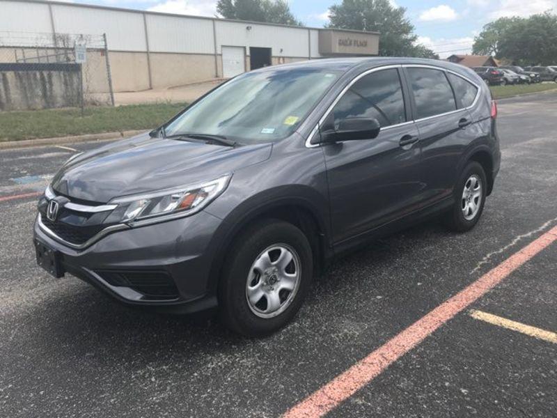 2015 Honda CR-V LX   Ft. Worth, TX   Auto World Sales LLC in Ft. Worth TX