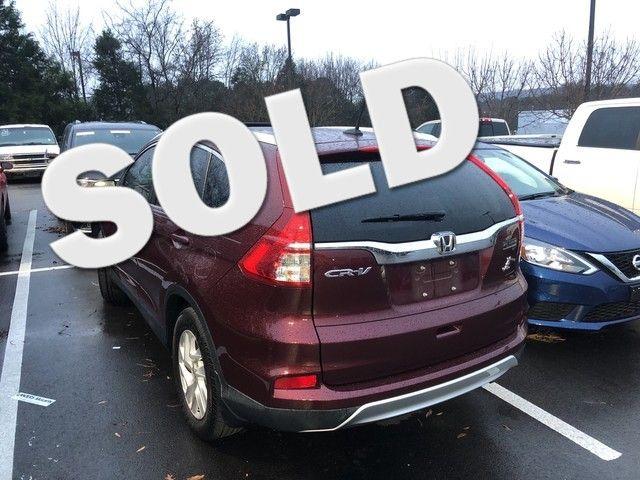 2015 Honda CR-V EX-L | Huntsville, Alabama | Landers Mclarty DCJ & Subaru in  Alabama