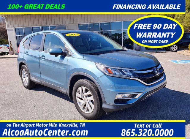 "2015 Honda CR-V EX FWD w/Sunroof/17"" Aluminum Wheels"