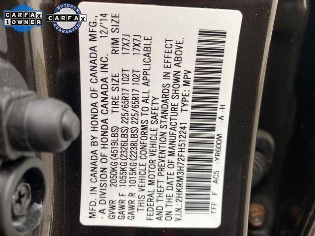 2015 Honda CR-V EX-L Madison, NC 37