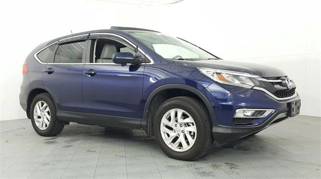2015 Honda CR-V EX-L in McKinney, Texas 75070