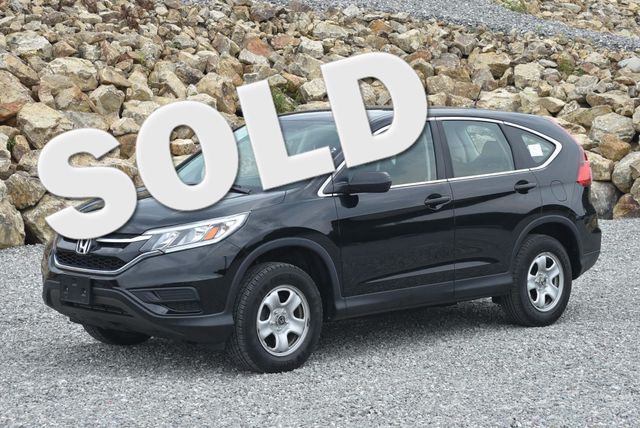 2015 Honda CR-V LX Naugatuck, Connecticut