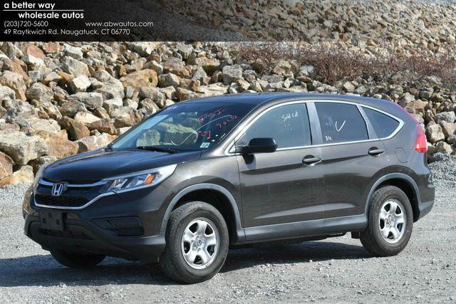 2015 Honda CR-V LX Naugatuck, Connecticut