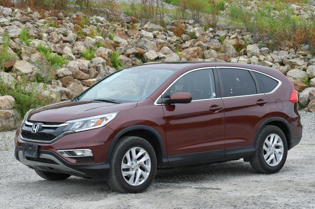 2015 Honda CR-V EX AWD Naugatuck, Connecticut 2