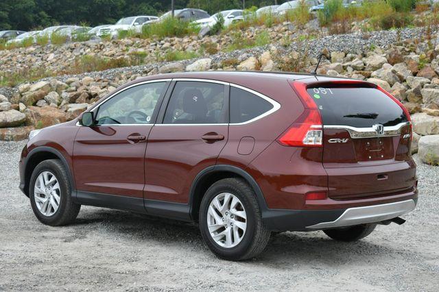 2015 Honda CR-V EX AWD Naugatuck, Connecticut 4