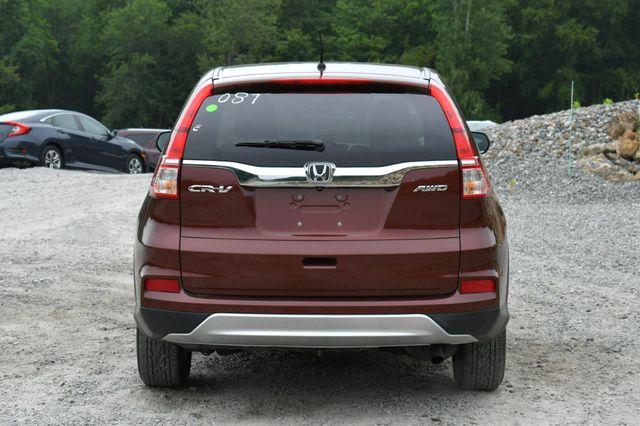 2015 Honda CR-V EX AWD Naugatuck, Connecticut 5