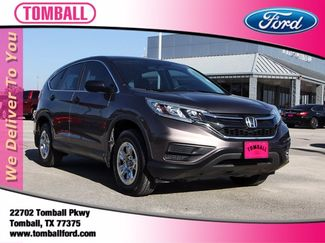 2015 Honda CR-V LX in Tomball, TX 77375