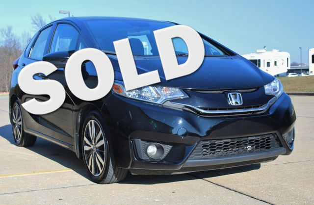 2015 Honda Fit EX in Jackson MO, 63755