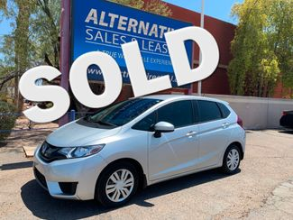 2015 Honda Fit LX 3 MONTH/3,000 MILE NATIONAL POWERTRAIN WARRANTY Mesa, Arizona