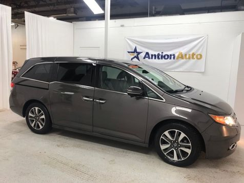 2015 Honda Odyssey Touring | Bountiful, UT | Antion Auto in Bountiful, UT