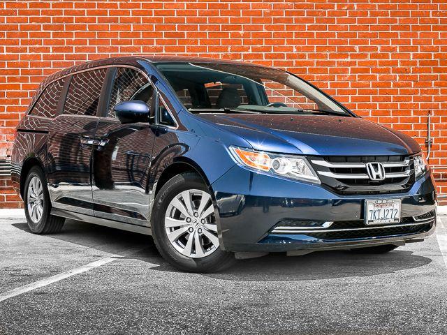2015 Honda Odyssey EX Burbank, CA 1