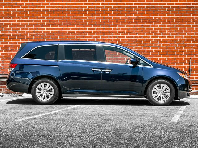 2015 Honda Odyssey EX Burbank, CA 4