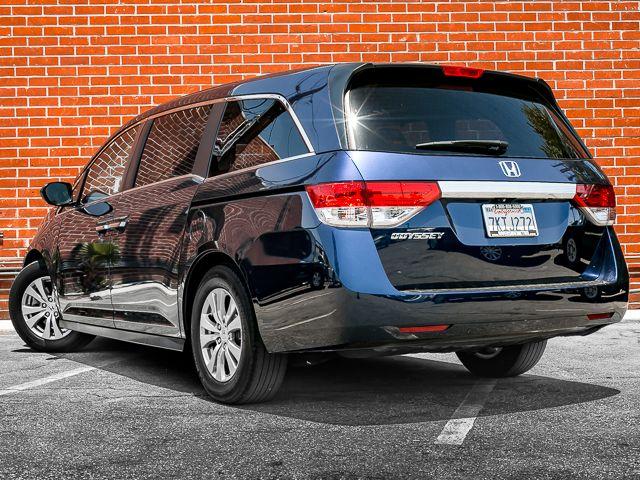 2015 Honda Odyssey EX Burbank, CA 7