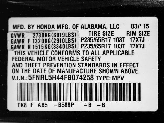 2015 Honda Odyssey EX Burbank, CA 27