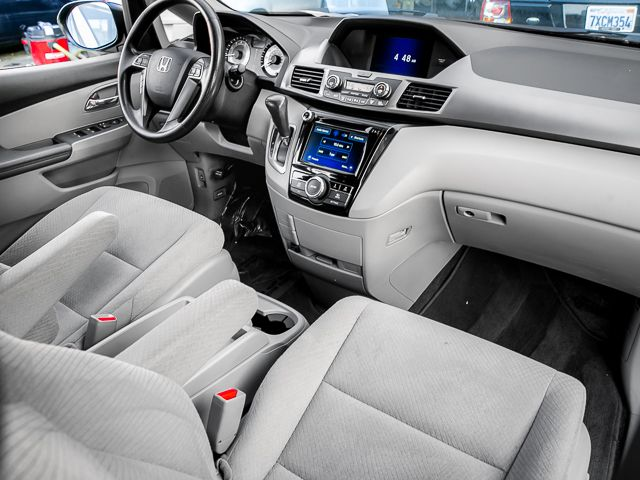 2015 Honda Odyssey EX Burbank, CA 13