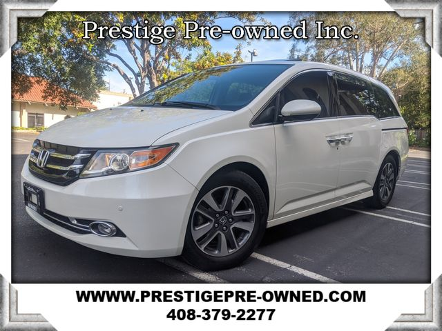2015 Honda ODYSSEY TOURING in Campbell, CA 95008