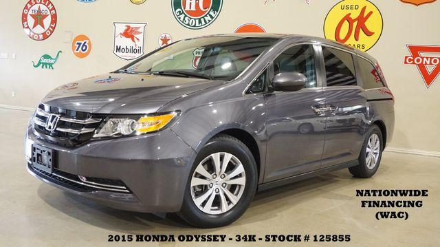 2015 Honda Odyssey EX-L SUNROOF,BACK-UP CAM,REAR DVD,HTD LTH,34K