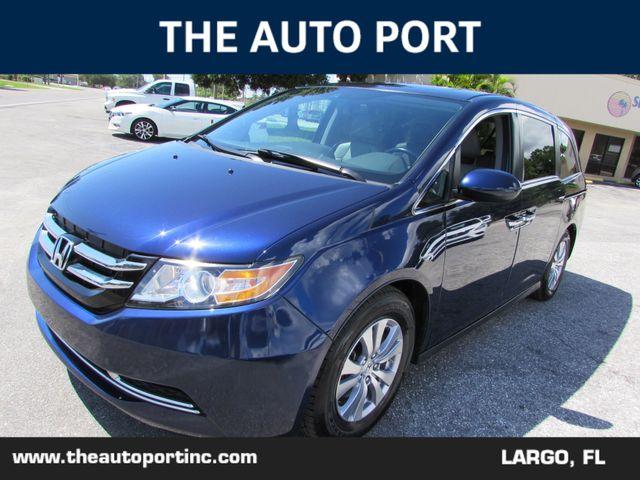 2015 Honda Odyssey EX-L in Clearwater Florida, 33773