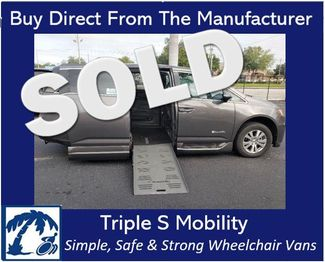 2015 Honda Odyssey Ex-L Wheelchair Van Handicap Ramp Van in Pinellas Park, Florida 33781