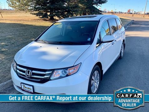 2015 Honda Odyssey 4d Wagon EX-L in Great Falls, MT