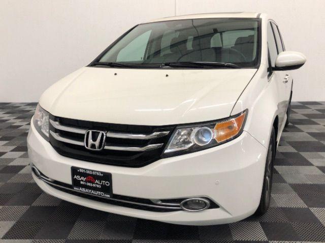 2015 Honda Odyssey Touring LINDON, UT 1