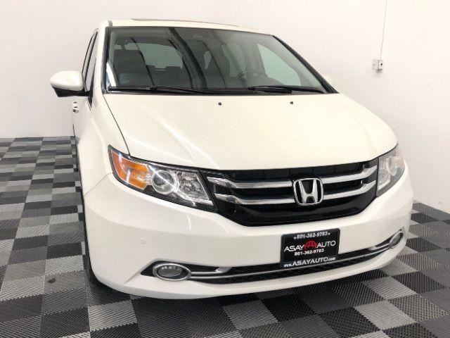 2015 Honda Odyssey Touring LINDON, UT 4
