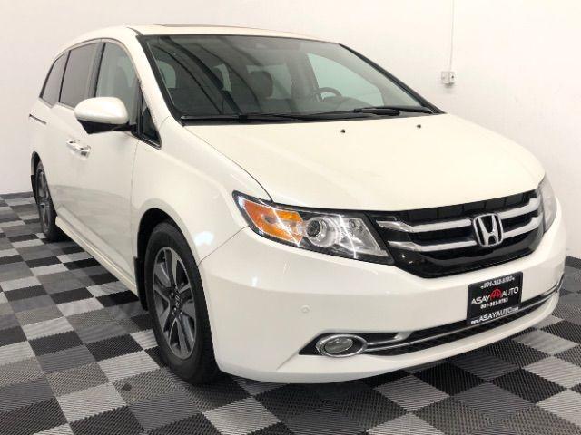 2015 Honda Odyssey Touring LINDON, UT 5