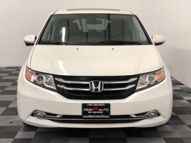 2015 Honda Odyssey Touring LINDON, UT 7
