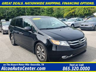 2015 Honda Odyssey Touring DVD Navi Leather Sunroof Smart Key in Louisville, TN 37777