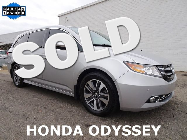 2015 Honda Odyssey Touring Elite Madison, NC 0
