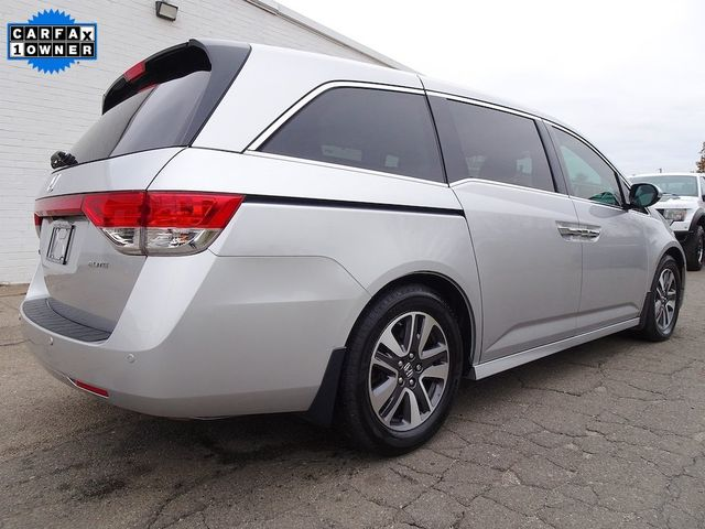 2015 Honda Odyssey Touring Elite Madison, NC 2