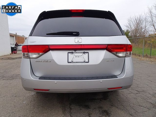 2015 Honda Odyssey Touring Elite Madison, NC 3