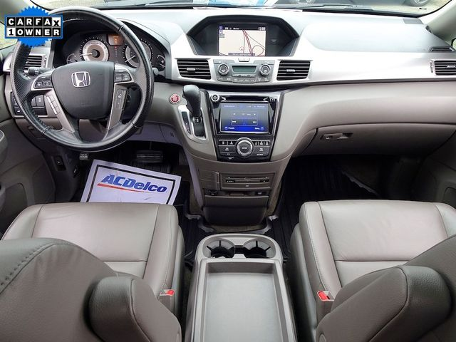 2015 Honda Odyssey Touring Elite Madison, NC 48
