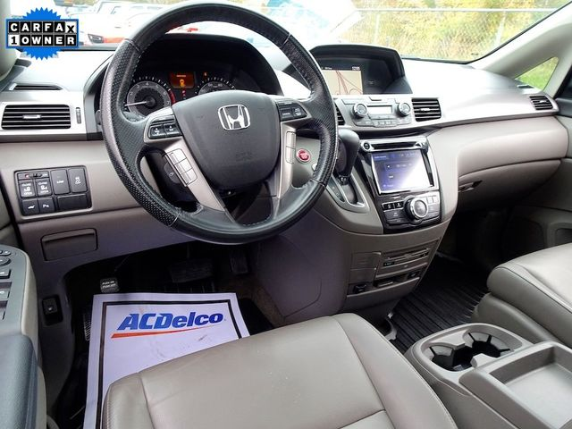 2015 Honda Odyssey Touring Elite Madison, NC 49