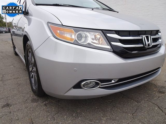 2015 Honda Odyssey Touring Elite Madison, NC 8