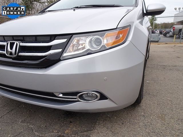 2015 Honda Odyssey Touring Elite Madison, NC 9