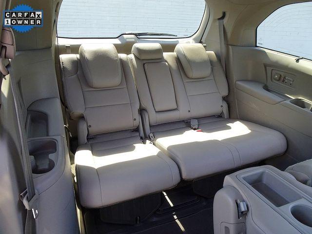 2015 Honda Odyssey Touring Elite Madison, NC 35