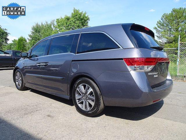 2015 Honda Odyssey Touring Elite Madison, NC 4