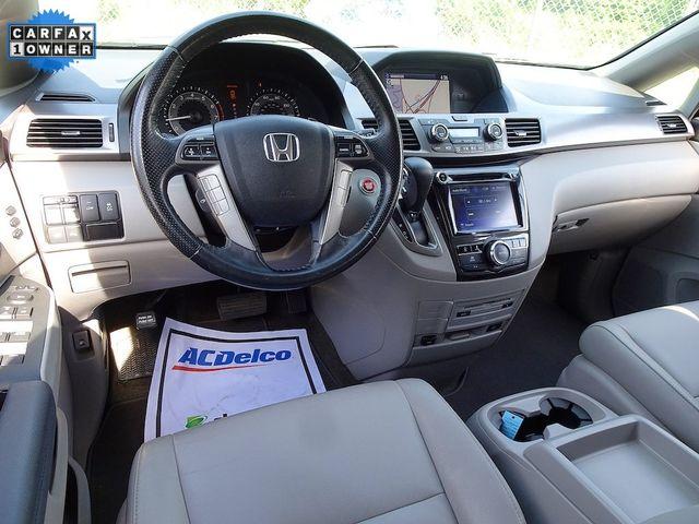 2015 Honda Odyssey Touring Elite Madison, NC 42