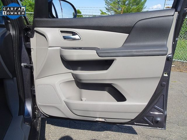 2015 Honda Odyssey Touring Elite Madison, NC 44