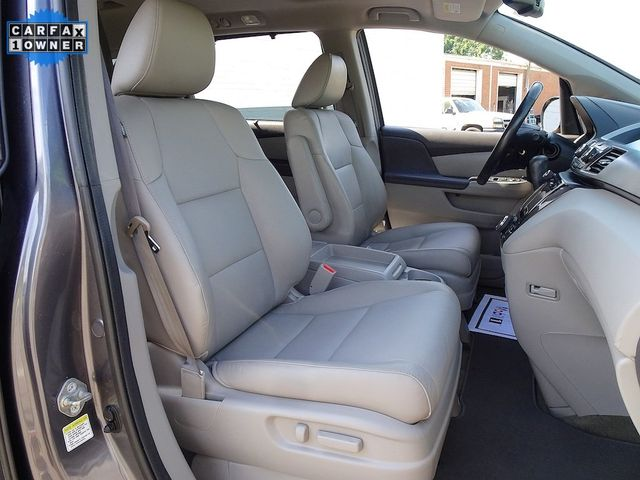 2015 Honda Odyssey Touring Elite Madison, NC 46