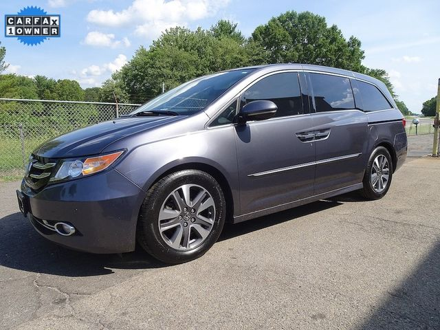 2015 Honda Odyssey Touring Elite Madison, NC 6
