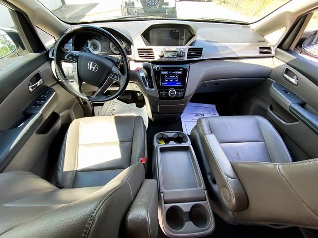 2015 Honda Odyssey EX-L Madison, NC 21