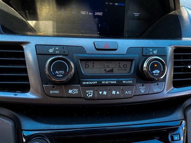 2015 Honda Odyssey EX-L Madison, NC 32