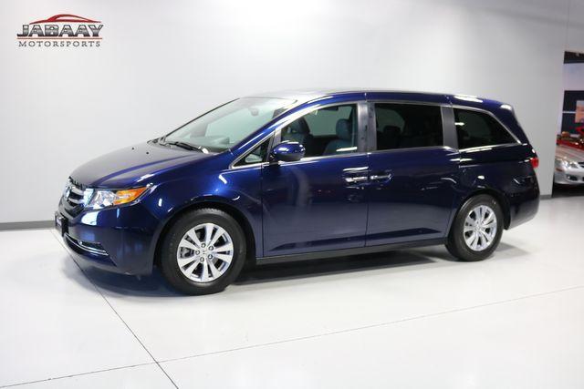 2015 Honda Odyssey EX-L Merrillville, Indiana 37