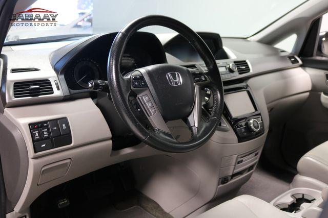 2015 Honda Odyssey EX-L Merrillville, Indiana 9