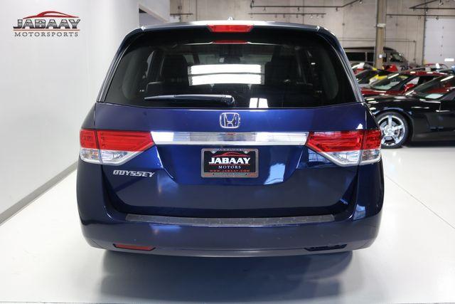 2015 Honda Odyssey EX-L Merrillville, Indiana 3