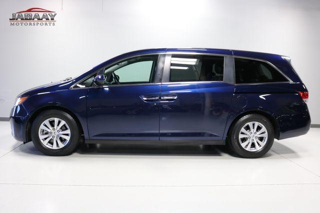 2015 Honda Odyssey EX-L Merrillville, Indiana 1
