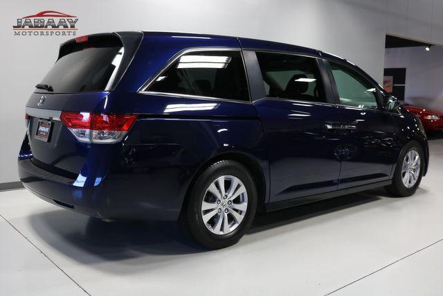 2015 Honda Odyssey EX-L Merrillville, Indiana 4