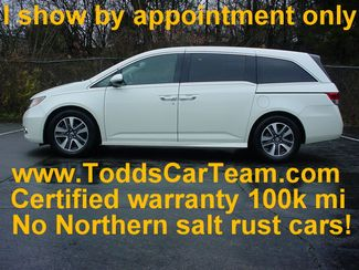 2015 Honda Odyssey Touring Elite w/ Navi & DVD in Nashville, TN 37209